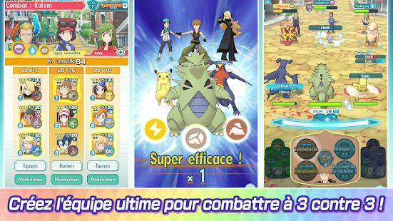 Pokémon Masters EX screenshots apk mod 4