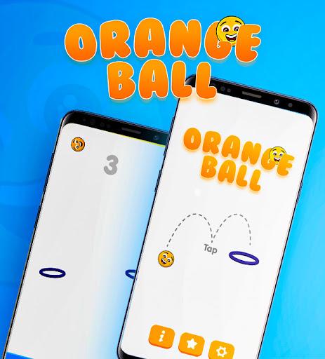 Ball orange  screenshots 1