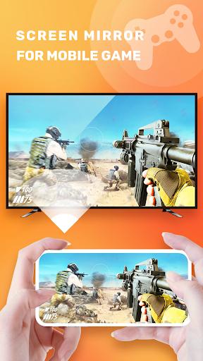 Screen Mirroring App - Cast Screen in Smart View  screenshots 1