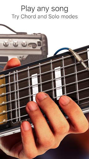 Real Guitar Free - Chords, Tabs & Simulator Games apkpoly screenshots 2