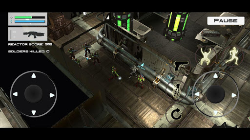 Star Space Robot Galaxy Scifi Modern War Shooter  screenshots 24