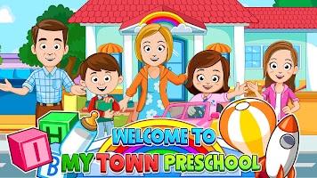 My Town: Preschool Game - Learn & Fun at School