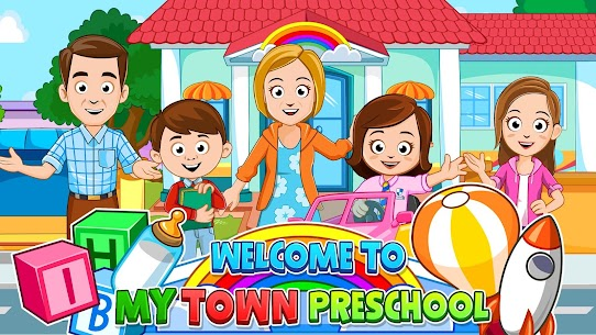 My Town: Preschool Game – Learn & Fun at School Apk Lastest Version 2021** 7