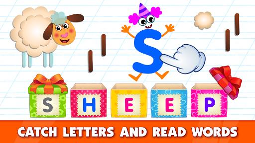 Bini Super ABC! Preschool Learning Games for Kids!  screenshots 6