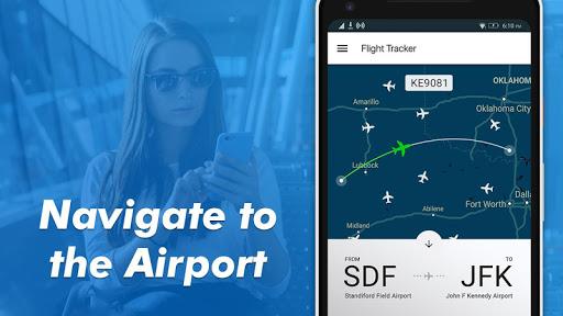 Flight Tracker-Plane Finder, Flight status & Radar 1.15 Screenshots 3