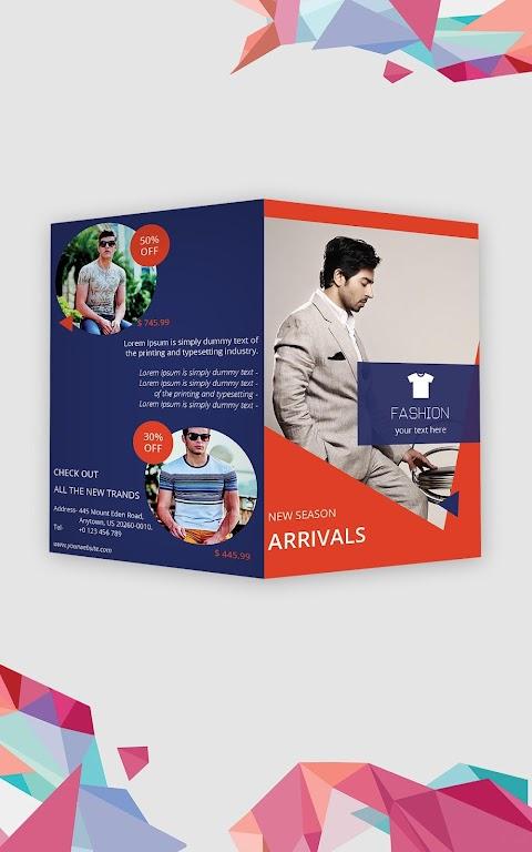 Brochure Maker - Pamphlets, Infographics, Catalog  poster 14
