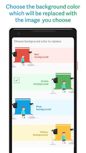 Chromavid - Chromakey green screen vfx application 2.5 Screenshots 3
