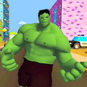 Incredible Monster Super City Hero Battle Mission