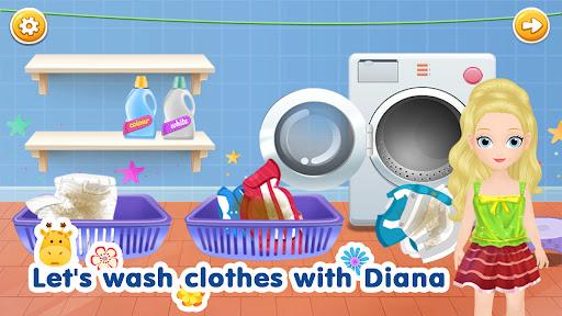 Diana Dress Up Games  screenshots 5