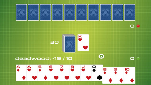 Gin Rummy 308000 screenshots 1
