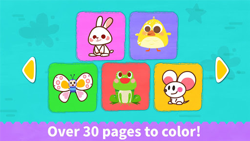 Baby Panda's Coloring Book 8.47.00.00 screenshots 5