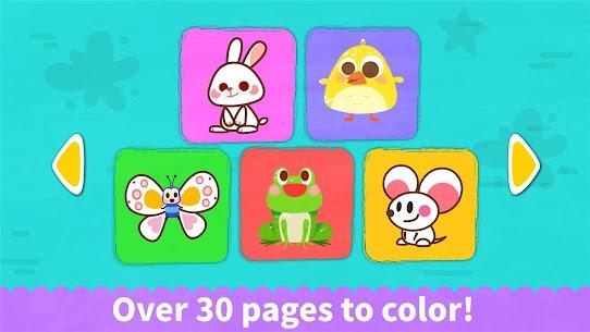 Baby Panda's Coloring Book 5