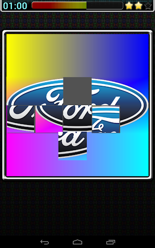 Cars Logo Puzzles HD 2.4.2 screenshots 2