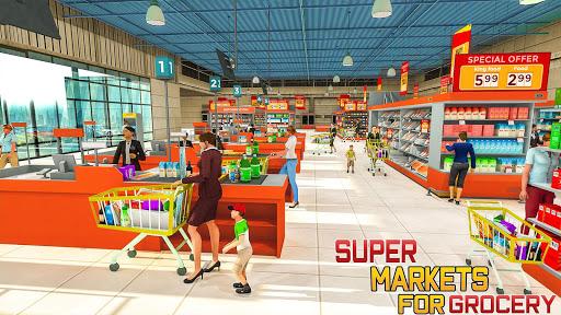 Virtual Family Simulator: house renovation games  screenshots 1