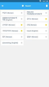 Collins Gem Korean Dictionary Premium Cracked APK 4