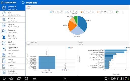 Resco Mobile CRM apktram screenshots 13