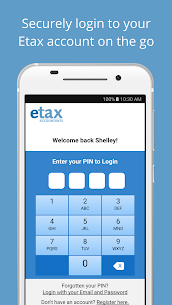 Etax Mobile App  For Pc (Free Download On Windows7/8/8.1/10 And Mac) 3