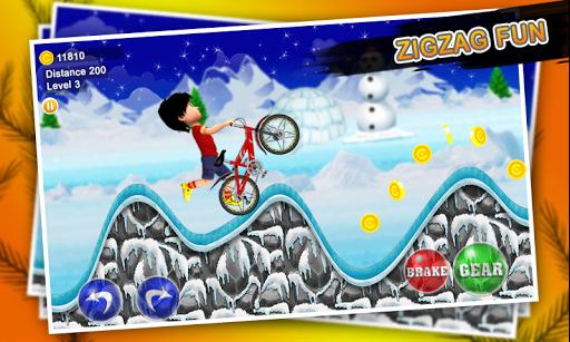 Shiva Winter Biking Tales screenshots 3