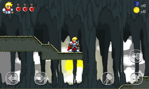 Hammer Man Screenshot