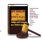IPC Diglot - English & Hindi New Indian Penal Code