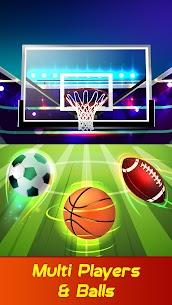 Super Basketball Shooting  Crazy Street Shot Hoops Apk Download 2021 4