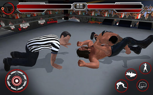 World Wrestling Revolution Stars: 2017 Real Fights 1.0.2 Screenshots 10