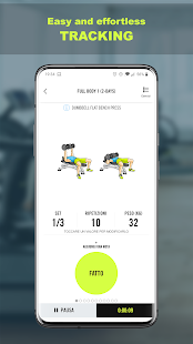 Workout Planner by Gym Life