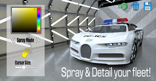 Police Car Drift Simulator 3.02 screenshots 12