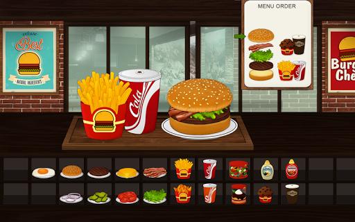 Burger Chef - Cooking Simulator 2.5 screenshots 3