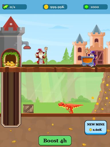 Jurassic Pixel Craft: dino age  screenshots 2