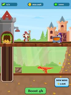 Jurassic Pixel Craft: dino age 12.81 screenshots 2