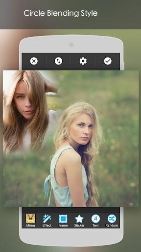 Photo Blender: Mix Photos 2.6 Screenshots 3