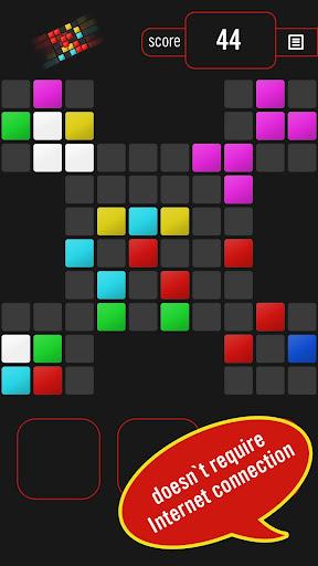 Color Blocks - destroy blocks (Puzzle game) 2.5 screenshots 5