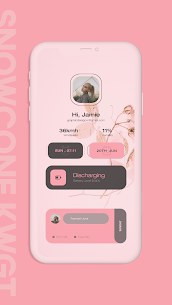 Snow Cone For KWGT Pro (MOD APK, Paid/Patched) v5.0 3