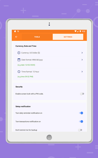 Monthly Budget Planner & Daily Expense Tracker apktram screenshots 13