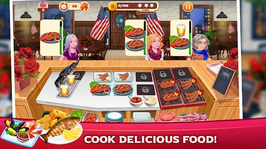 Cooking Mastery – Chef in Restaurant Games 3