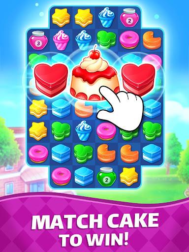 Cake Blast ud83cudf82 - Match 3 Puzzle Game ud83cudf70  screenshots 22