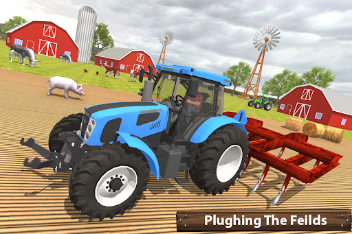 Organic Tractor Farming SIM: Mega Harvesting 3.0.3 screenshots 8