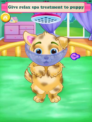 Puppy Pet Daycare - Pet Puppy salon For Caring apktram screenshots 2