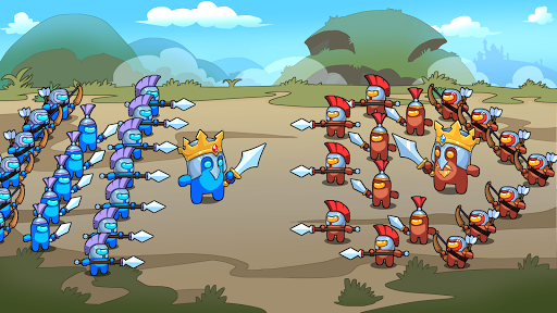 Legions War: Art of Strategy  screenshots 1