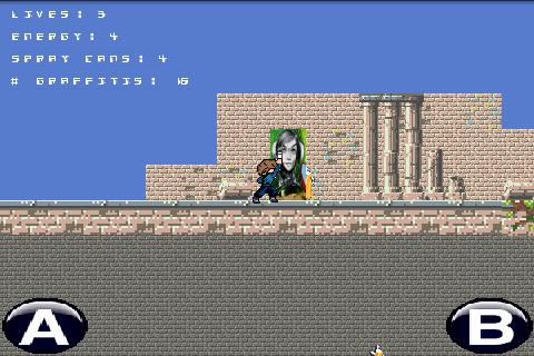 graffiti adventure screenshot 3