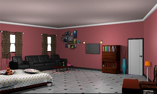 Escape Games-Puzzle Livingroom apkpoly screenshots 3