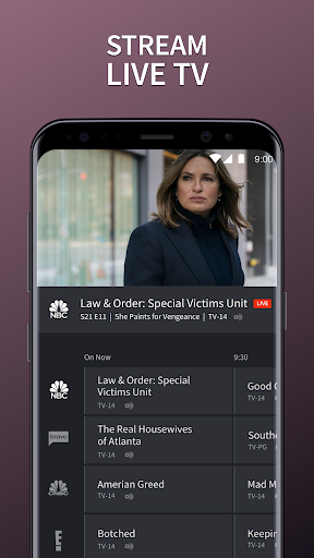 The NBC App - Stream Live TV and Episodes for Free 7.17.1 Screenshots 4