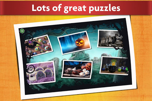 Halloween Jigsaw Puzzles Game - Kids & Adults ud83cudf83 26.0 screenshots 12