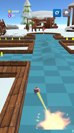 Mini Golf Challenge apktram screenshots 3