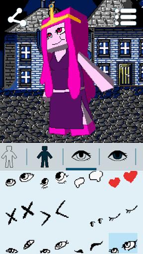 Avatar Maker: Cube Games android2mod screenshots 19