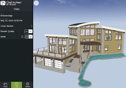 3D Viewer by Chief Architect 20.0.0 MOD + APK + DATA Download 1