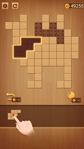 BlockPuz: Jigsaw Puzzles &Wood Block Puzzle Game 4