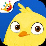 Birds - Kids Coloring Puzzle