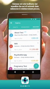 Claimeye  Medical Claims For Pc – How To Install On Windows 7, 8, 10 And Mac Os 1